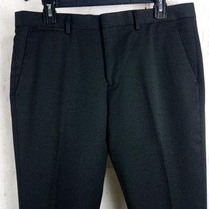 Express Photographer Black Dress Pants Mens 32W